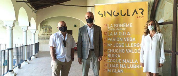 Singular Fest presenta su propuesta para 2021