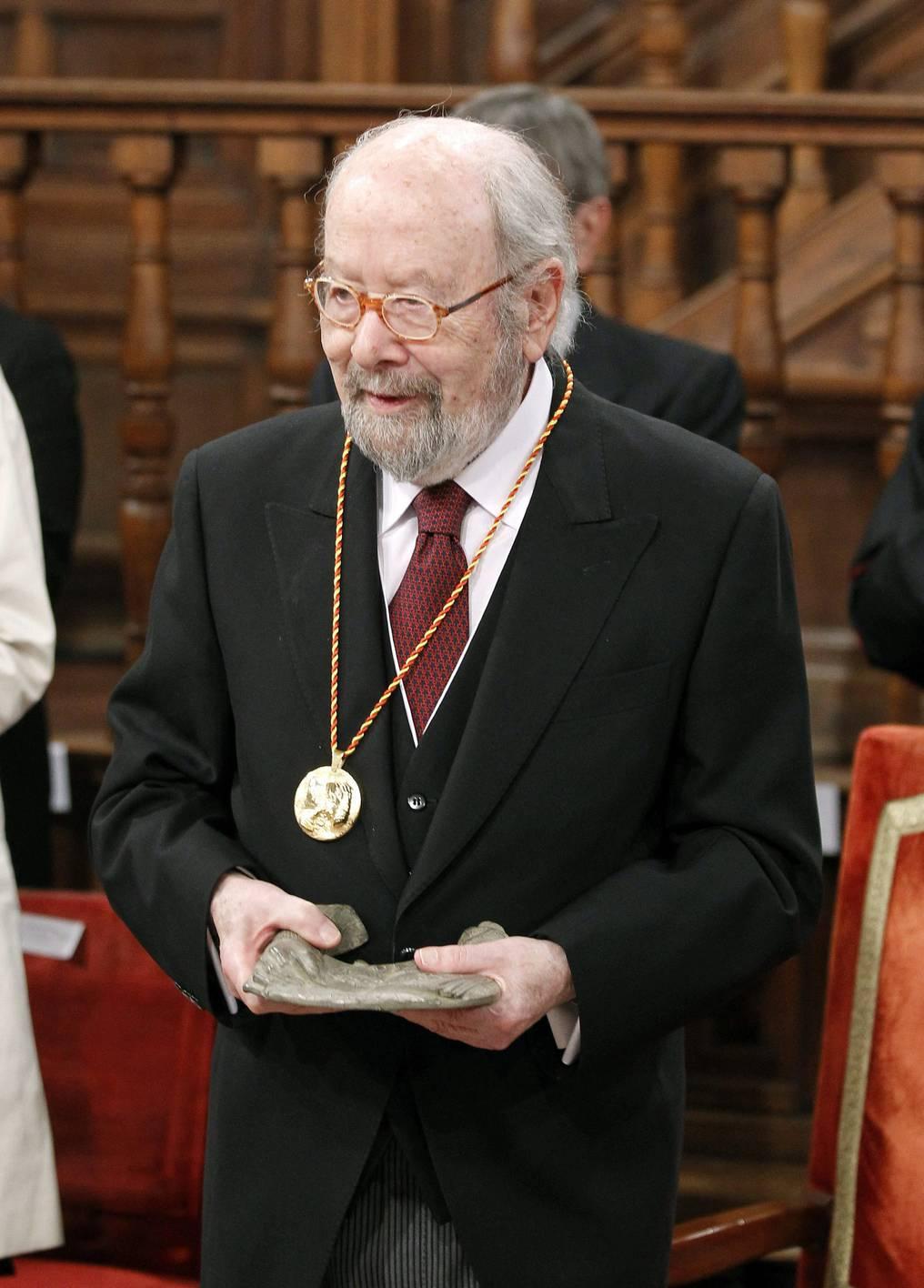 Fallece en Madrid el poeta y novelista jerezano, Caballero Bonald
