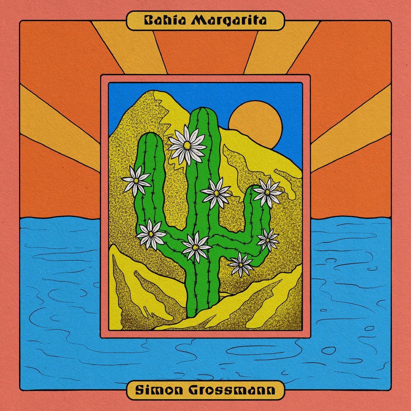Simon Grossmann lanza su nuevo álbum, Bahía Margarita