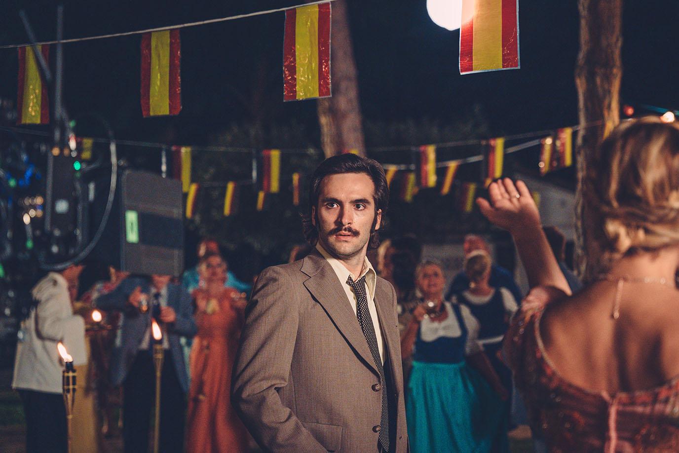 El sustituto de Óscar Aibar, presente en el Festival de Málaga