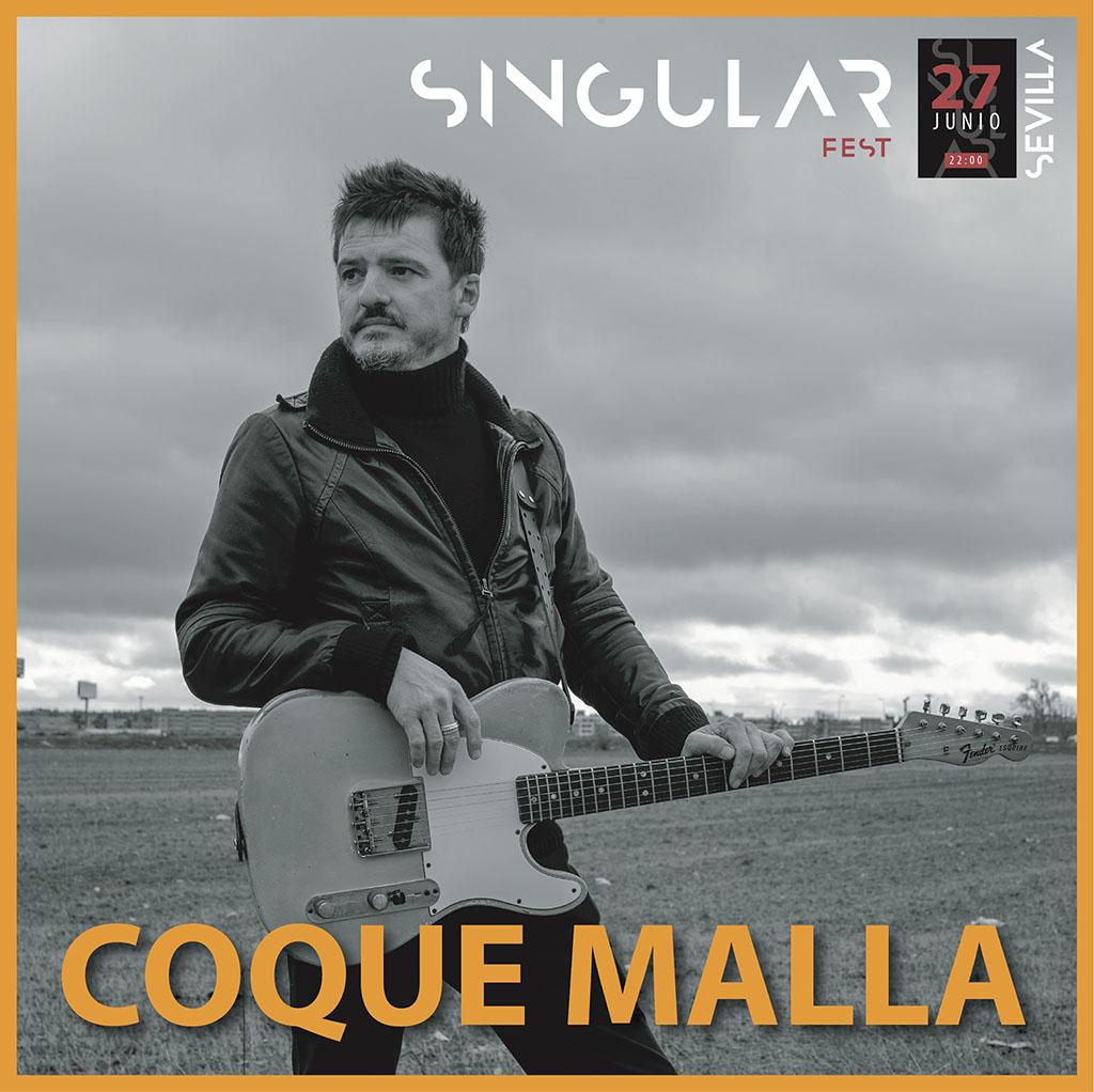 Coque Malla y su Crac Tour aterrizan en Sevilla