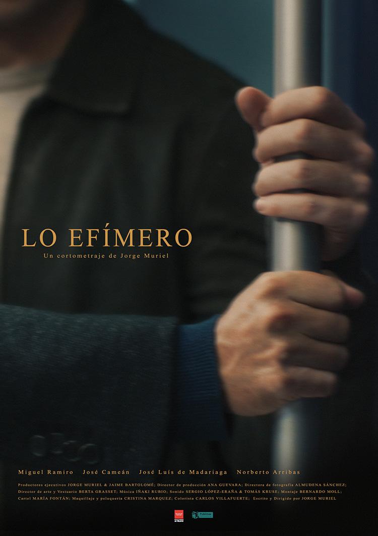 Lo efímero, mejor cortometraje en los Premios Fugaz 2021