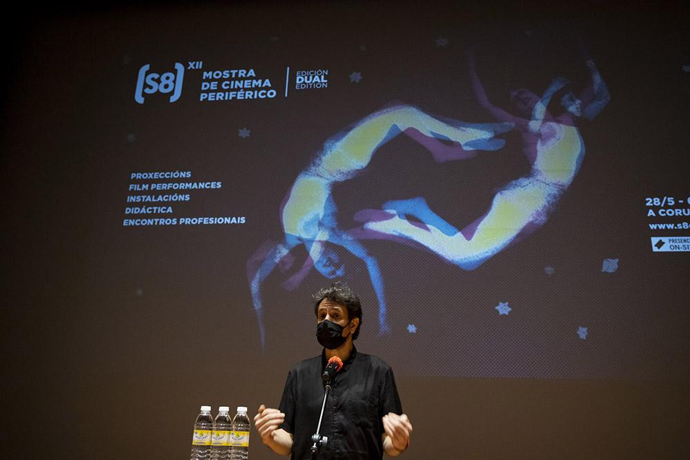 """Ángel Rueda: """"En la Mostra se ha visto el momento actual de transformación del cine de nuestro país"""""""