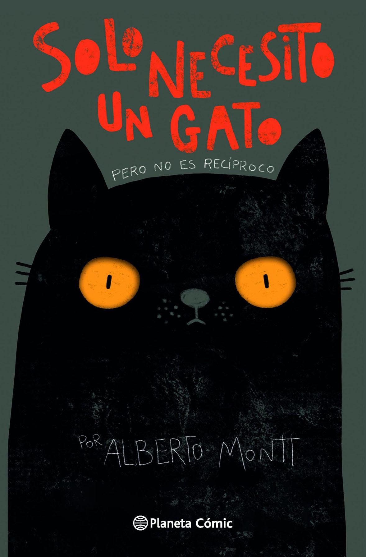 Solo necesito un gato (Alberto Montt, 2021)