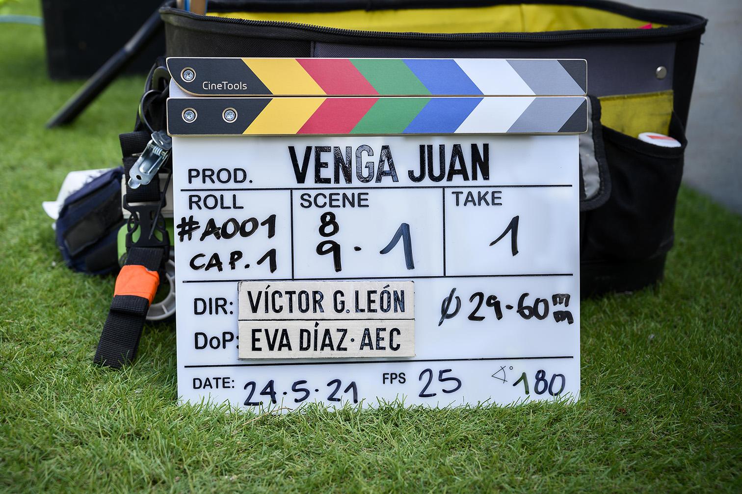 Javier Cámara regresa como Juan Carrasco en Venga Juan