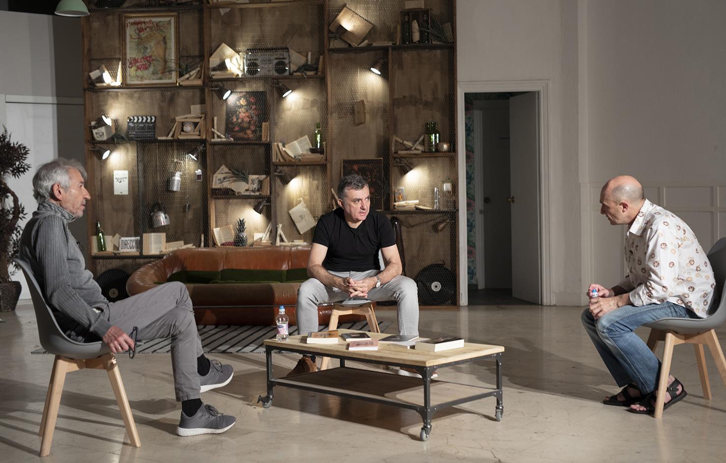 Germán Roda presenta su nuevo documental: Vilas y sus dobles