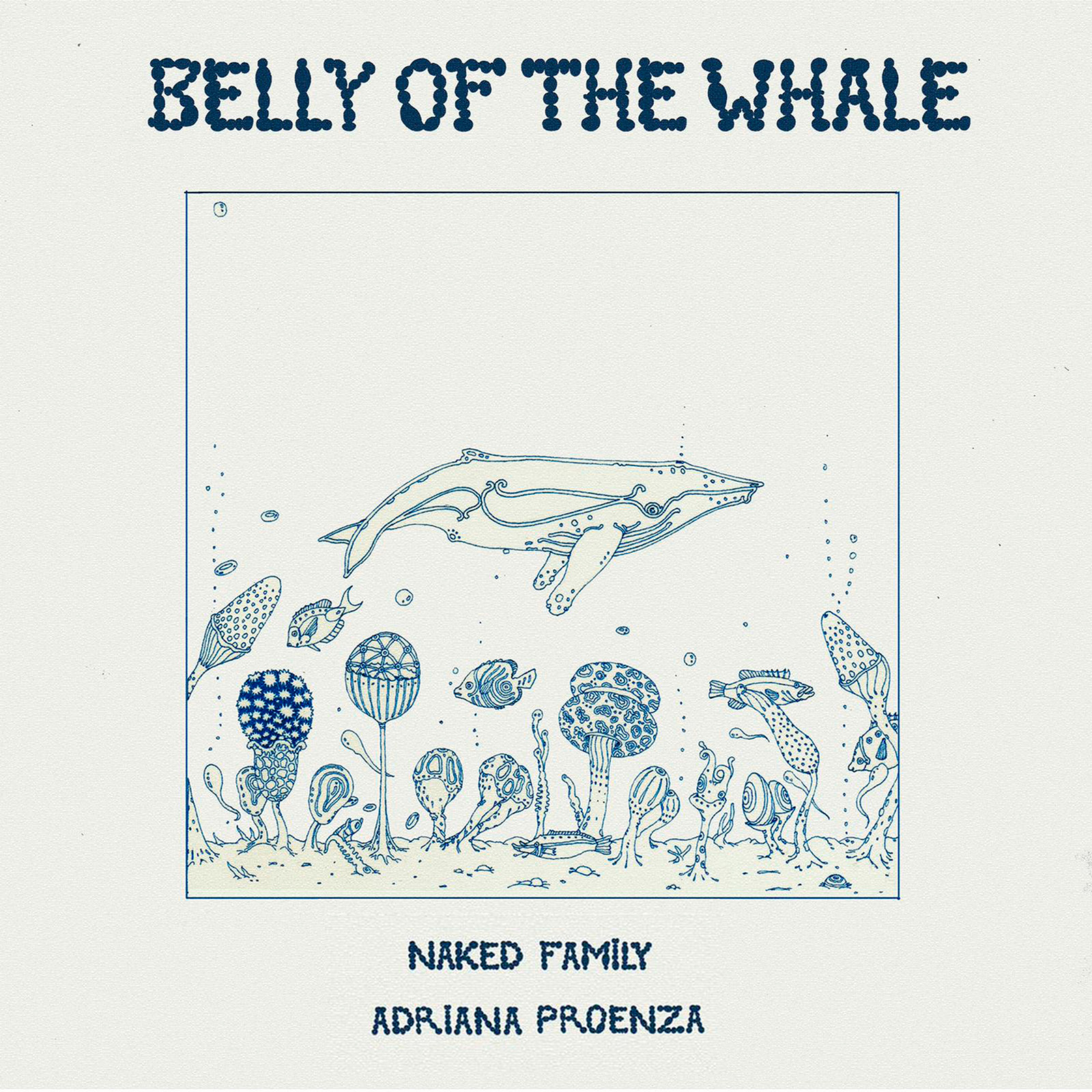 Naked Family hace oficial su nuevo tema, Belly of the Whale