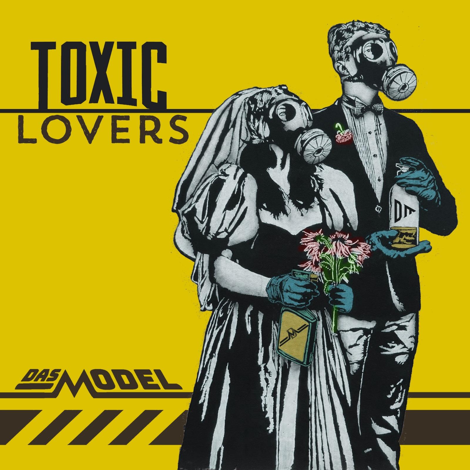 Das Model lanza en plataformas su nuevo single Toxic Lovers