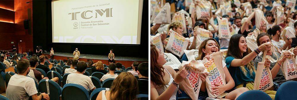 TCM patrocina el Premio TCM de la Juventud en la 69 edición del Festival de San Sebastián