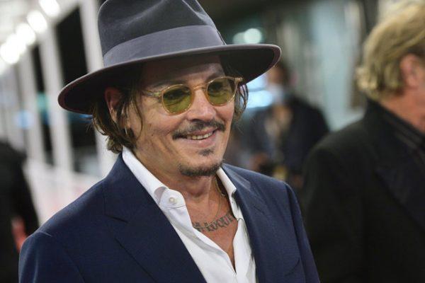 Johnny Depp, Premio Donostia en la 69 edición del Festival de San Sebastián