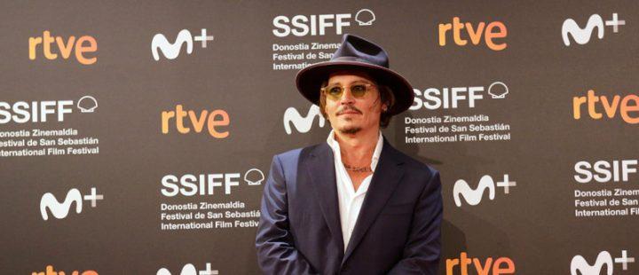 El Festival de San Sebastián defiende el premio Donostia a Johnny Depp