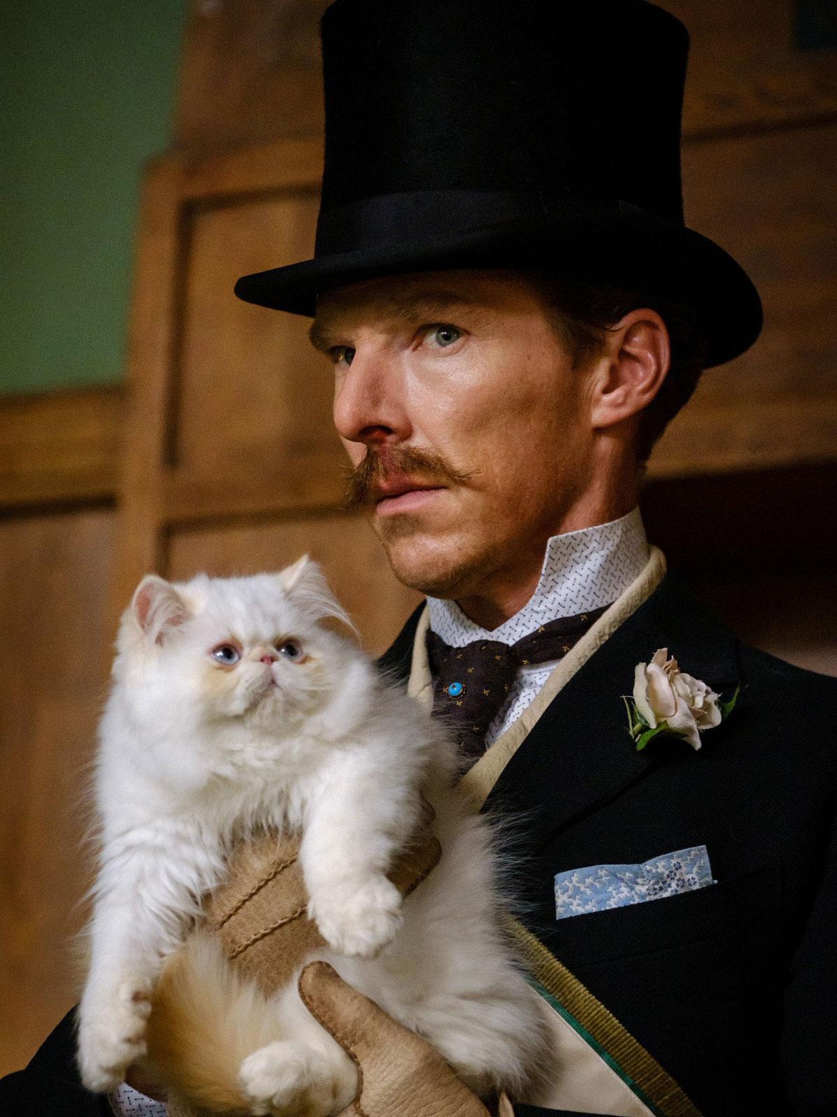 The Electrical Life of Louis Wain, con Benedict Cumberbatch, presente en el Festival de Toronto