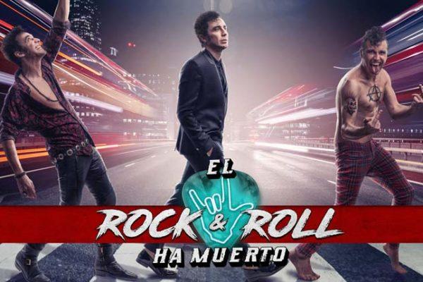 Canco Rodríguez estrena la temporada de El Rock & Roll ha muerto en Madrid