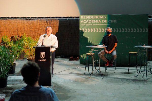 Seleccionados los proyectos que participan en la 3ª edición de Residencias Academia de Cine