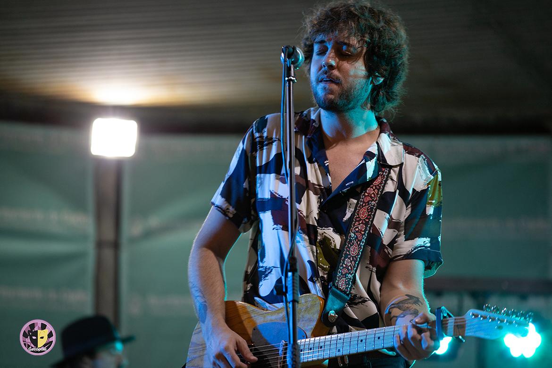 Suso Díaz & The Appaloosas escenifica la pasión por la música