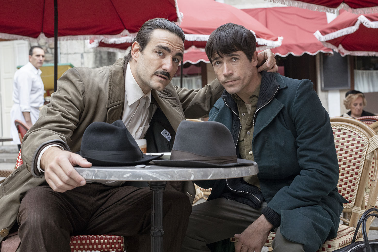 Netflix anuncia el inicio de la producción Un hombre de acción