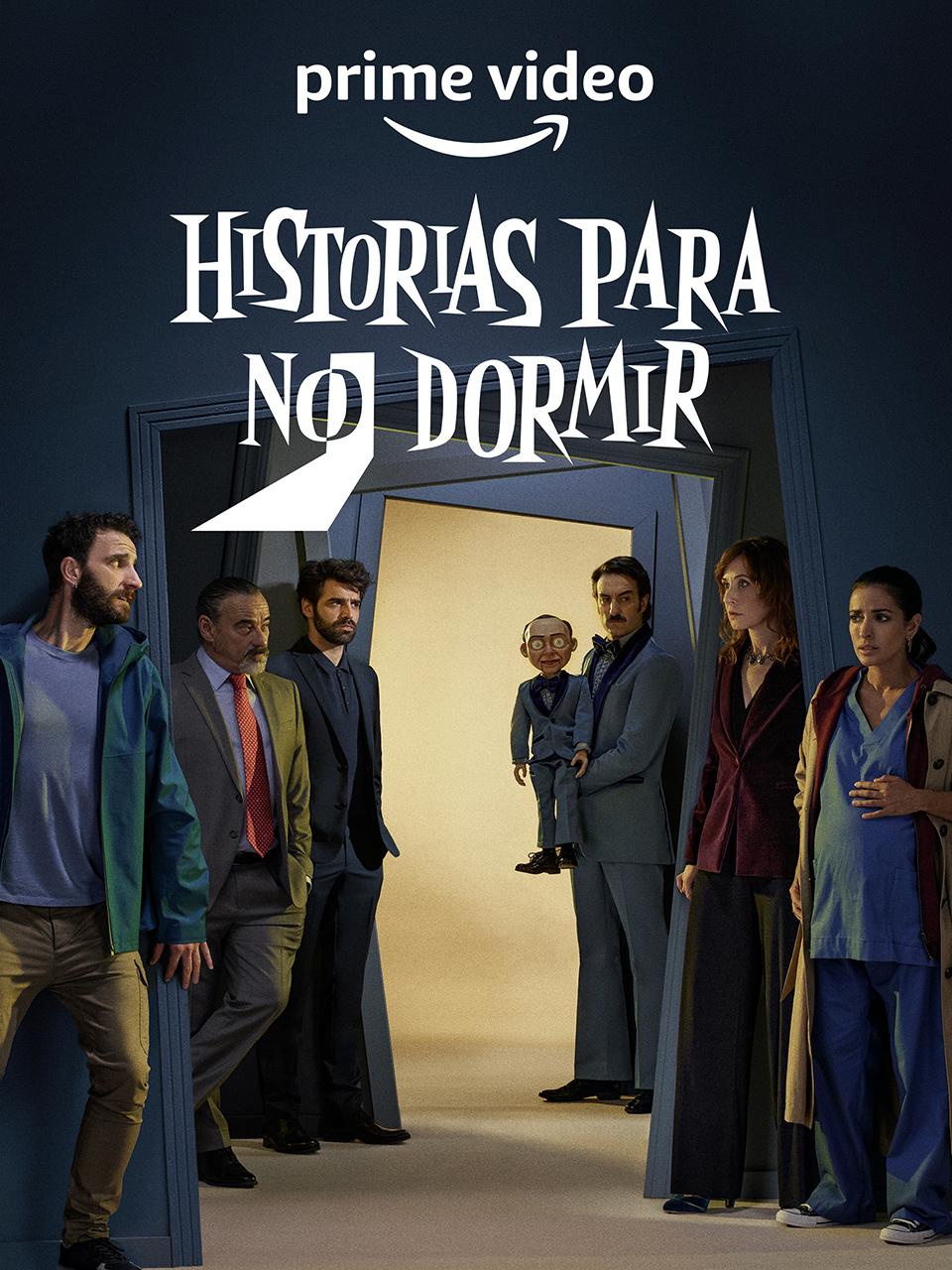 Historias para no dormir, la revisión de la serie de Chicho Ibáñez, en Amazon Prime Video