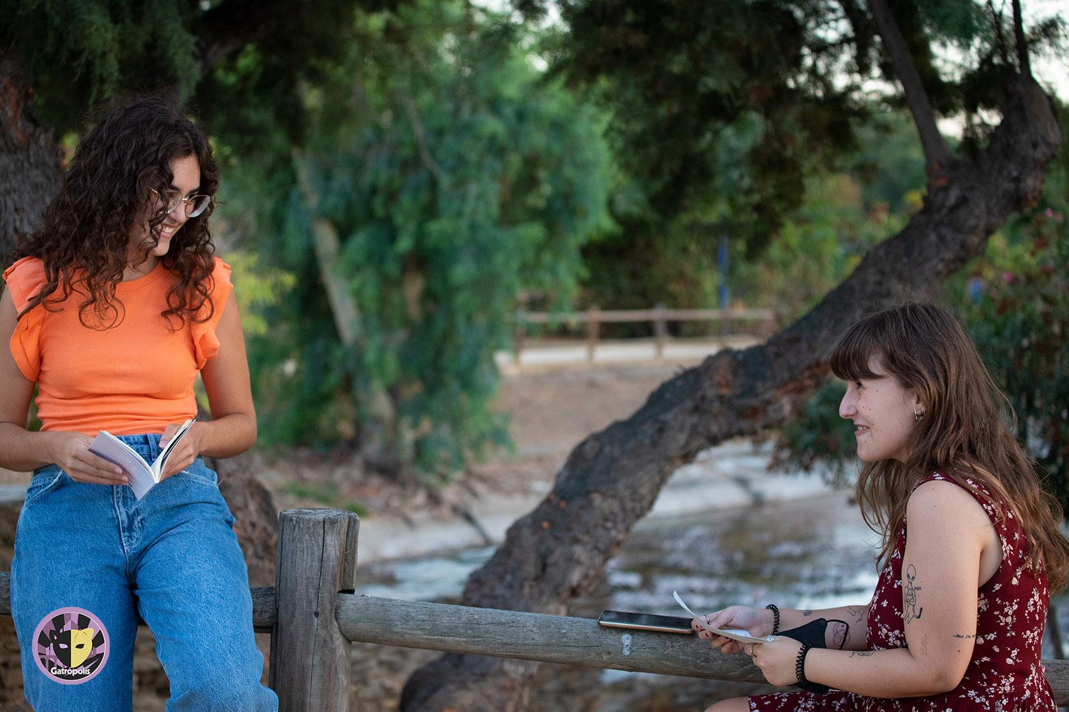 """Macarena Gálvez: """"Parece que expresar tus sentimientos en la sociedad actual sea un tema tabú"""""""