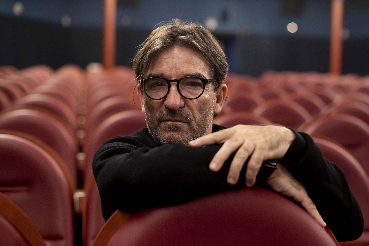 Javier Tolentino, Premio de Honor del Festival Jóvenes Realizadores