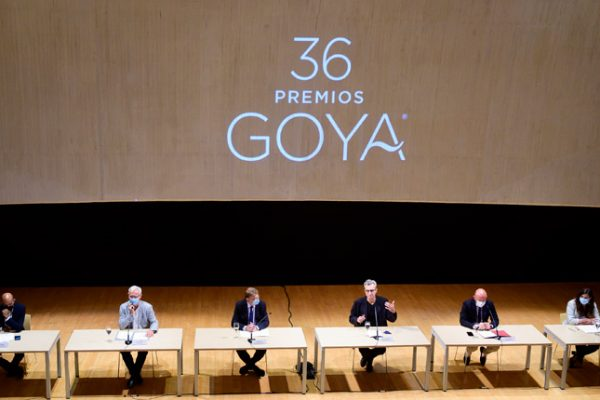Los Goya 2022 se celebrarán el 12 de febrero en Valencia