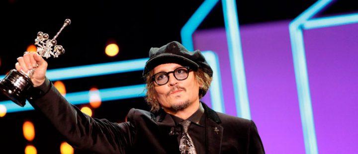 Johnny Depp: ''La gente es el único motivo por el que estoy aquí''