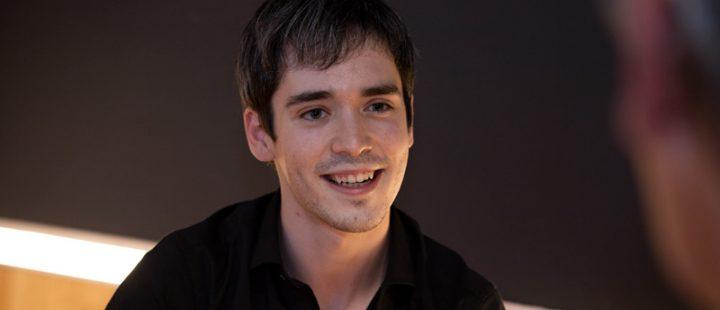 """Marcos Ruiz: """"Las leyes de la frontera siempre va a ser para mí una película especial"""""""